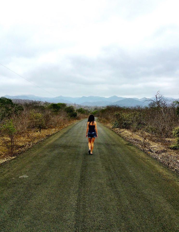 Isolation in Ecuador Travel Kashlee Kucheran Puerto Cayo