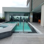 Pool Guayaquil Holiday Inn