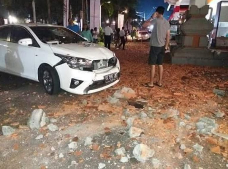 Lombok Earthquake August 5th, 2018