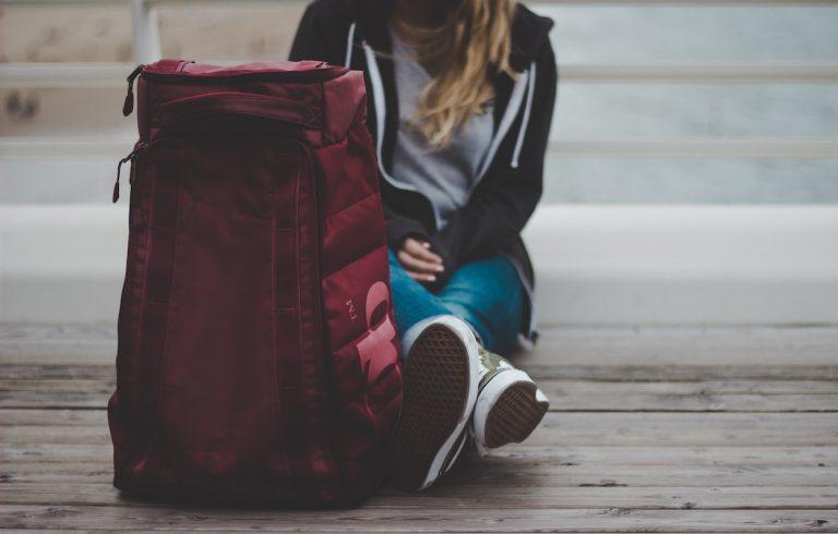 Backpacking Minimalist Travel