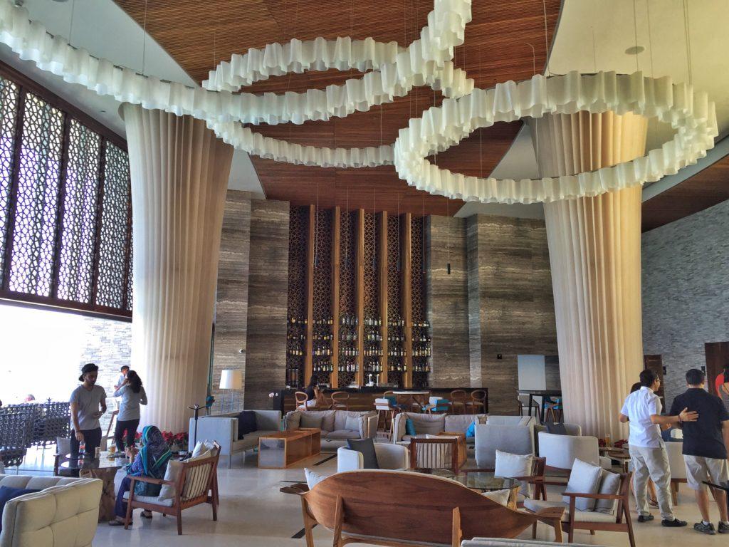 Grand Fiesta Americana Lobby Puerto Vallarta