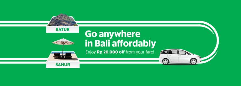 Grab replaces Uber in Bali