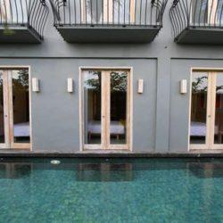 Pool access suite canggu