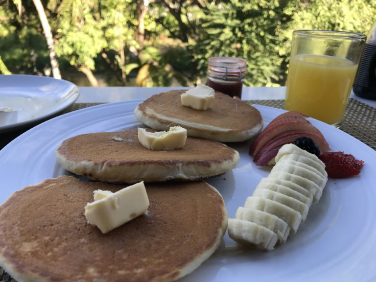 Rivera Del Rio pancakes