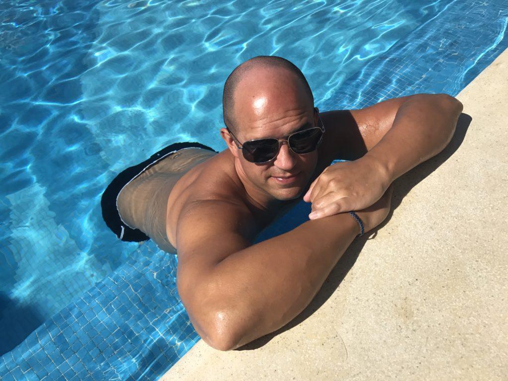 Trevor Kucheran Pool Villa Premiere