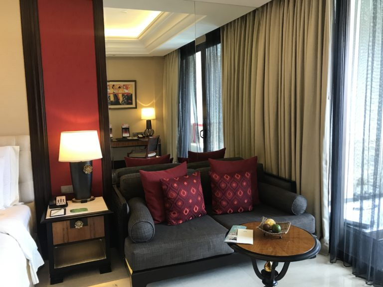 Premier room at The trans resort