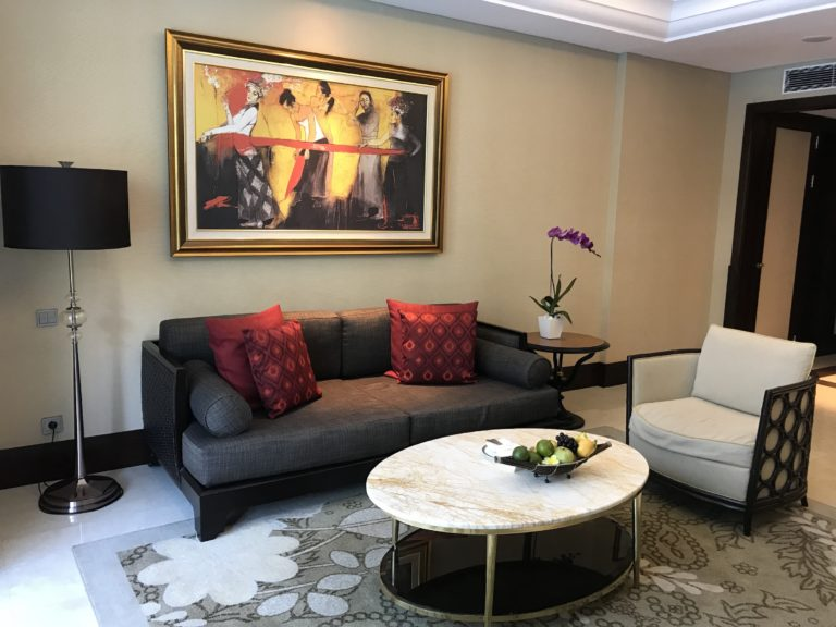 Trans Seminyak hotel suite