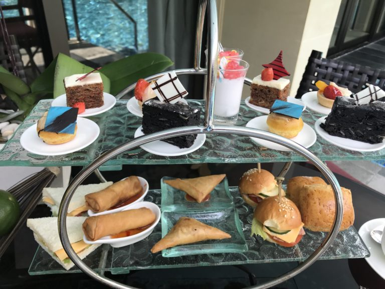 The Trans Resort High Tea