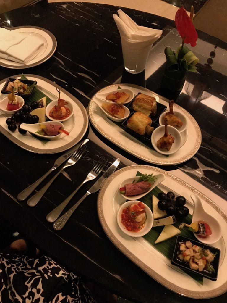 Food at The Trans Resort
