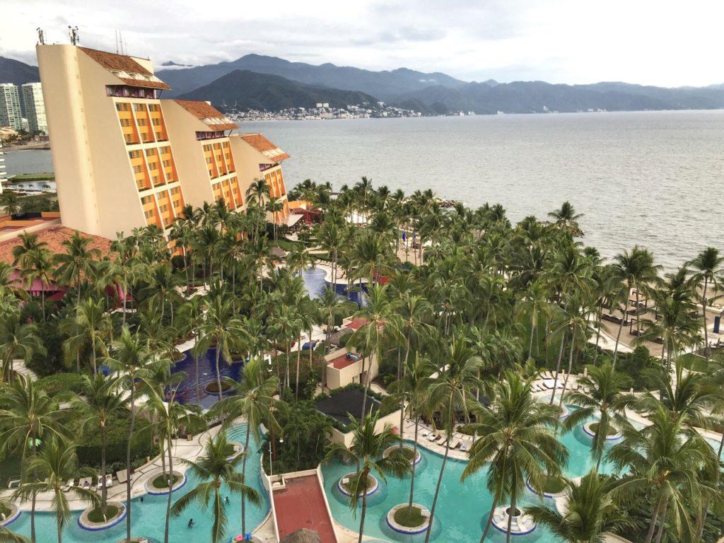View From Westin Junior Suite Puerto Vallarta