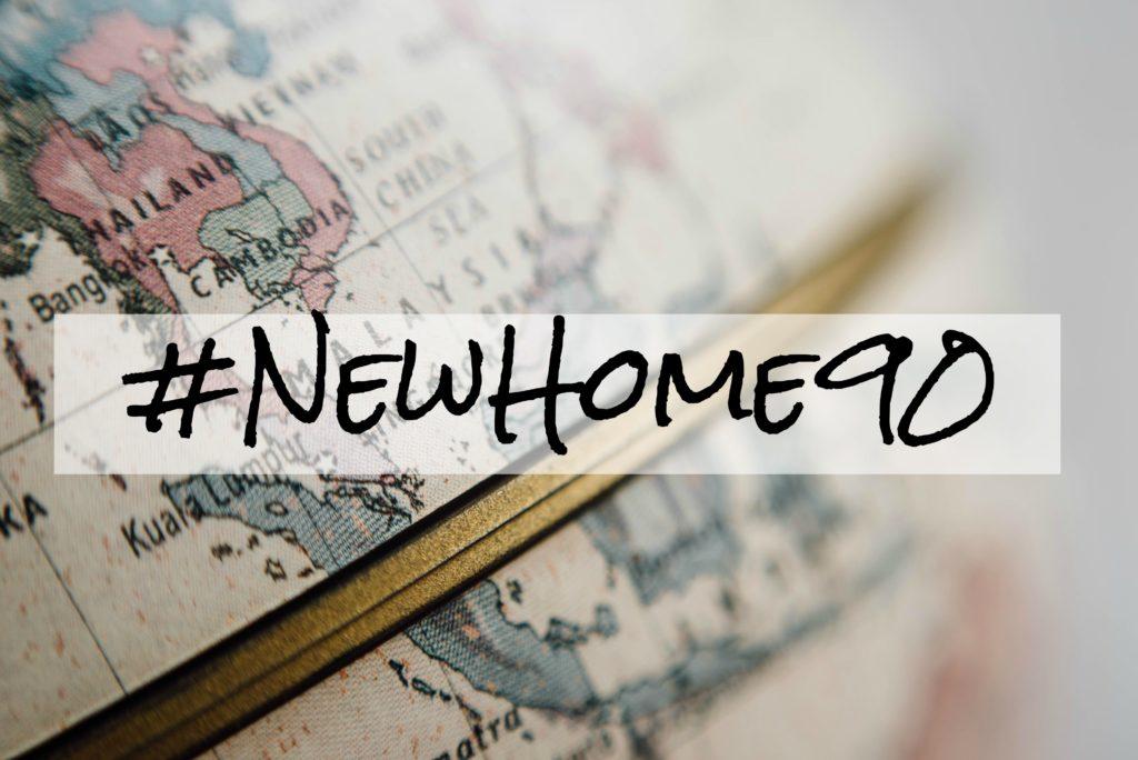 New Home 90 Hashtag