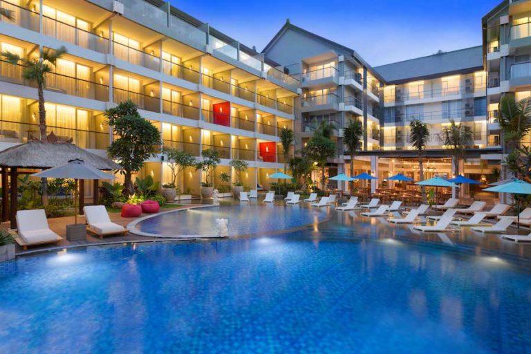 Ramada Seminyak pool access room