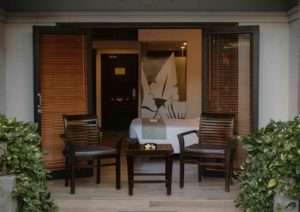 Room at the Vira Bali - Deluxe pool access