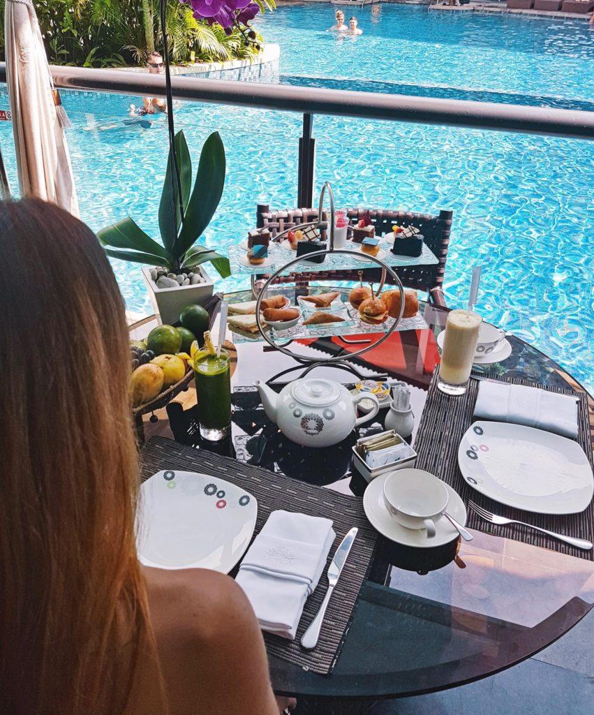 High Tea at the Trans Resort Bali Kashlee Kucheran