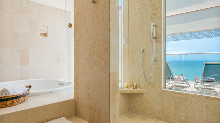 Sheraton Puerto Vallarta Shower Suite