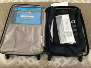 DUFL virtual closet welcome kit