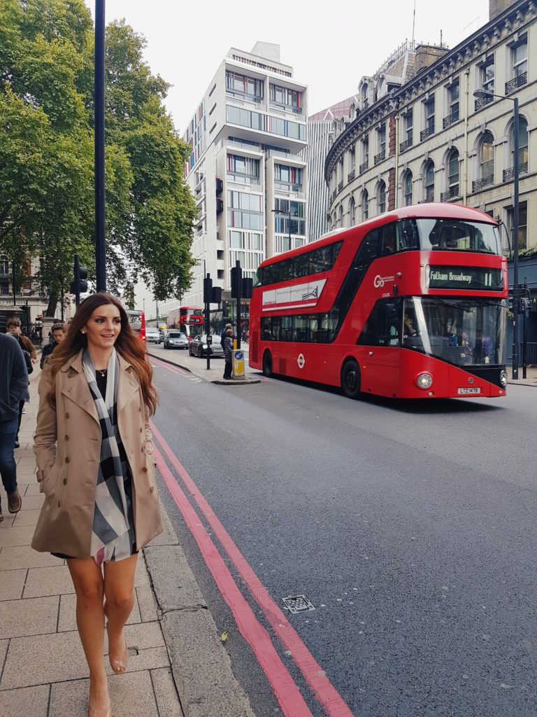 Top Travel App for Getting Around London with Kashlee Kucheran