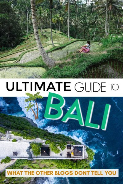 bali travel guide - where to stay in bali in 2019