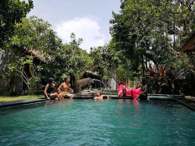 Where to stay in bali under $30 - Adys Inn