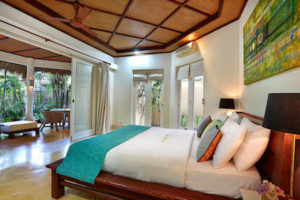 where to stay in Bali under $50 - Gajah Biru hotel