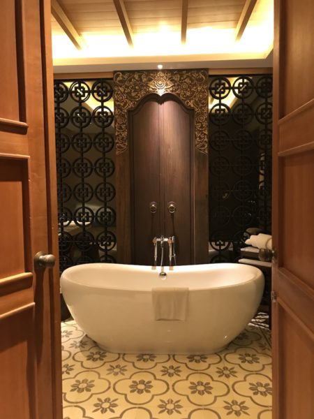 Haven Suites in Bath Tub