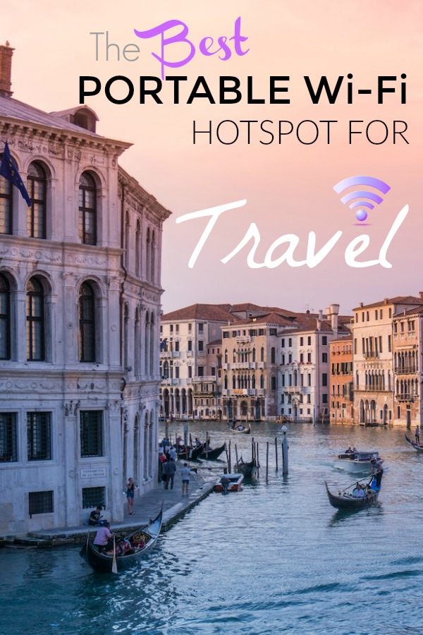 The best Wi-Fi hotspot for travel - Tep Wireless Review for portable internet while abroad