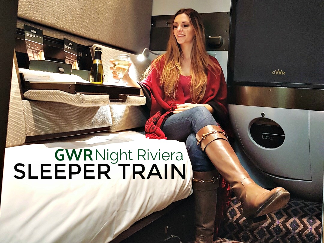 Night Riviera Sleeper Train GWR