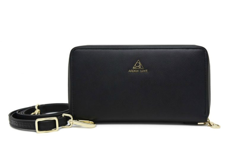 arden cove rfid wallet for travel