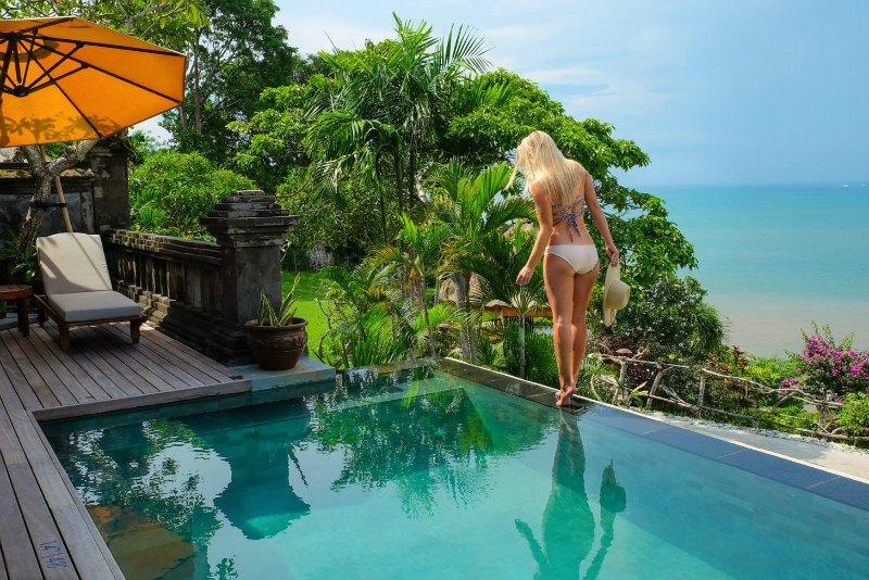Bali Travel Blog - The Blonde Abroad