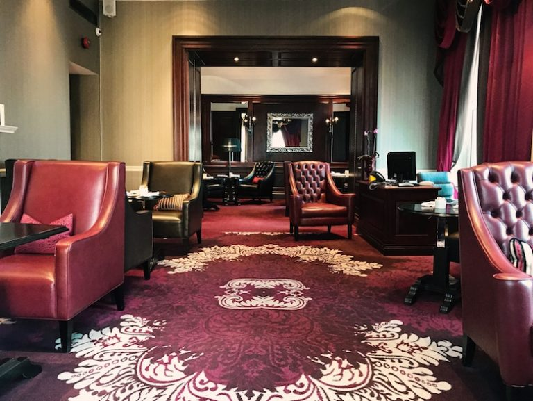 Club Lounge at the Grosvenor Hotel London