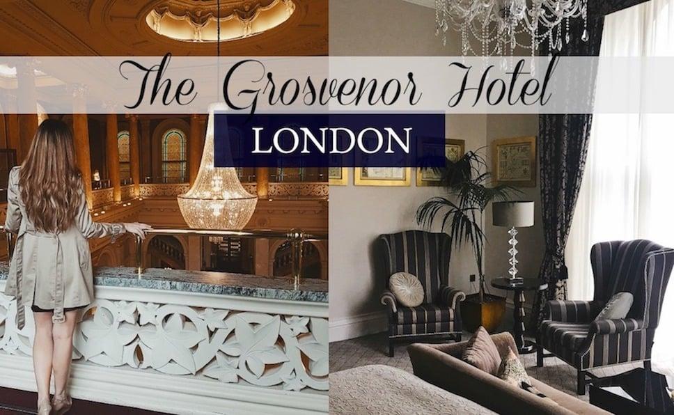 The Grosvenor Hotel London