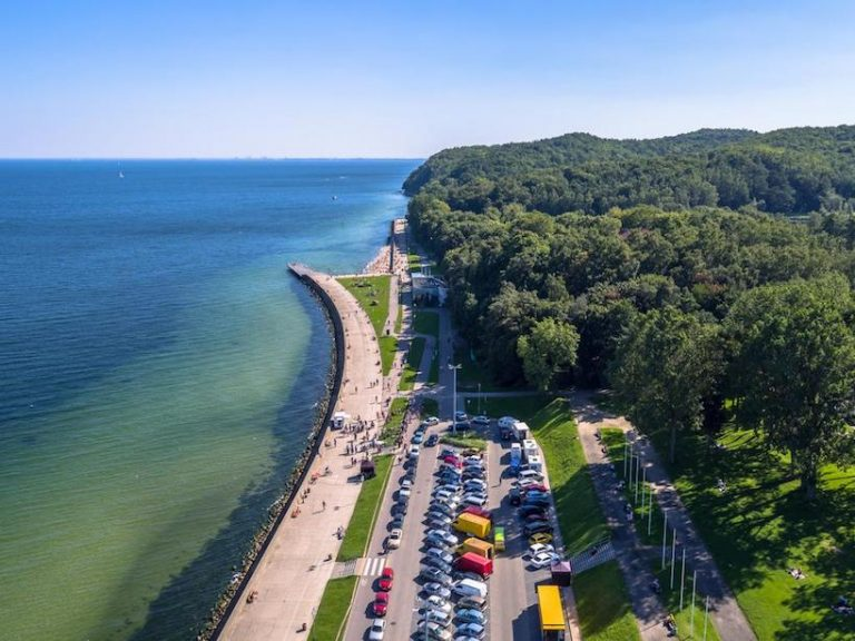 polands baltic coast - cheap hotels