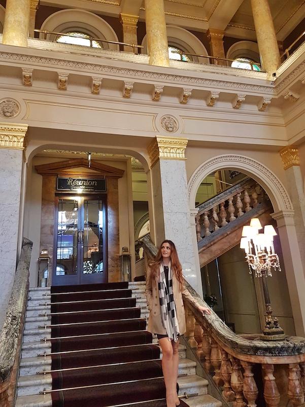 Grosvenor hotel london