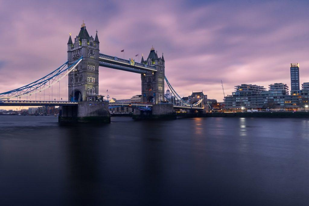 visit tower bridge in london
