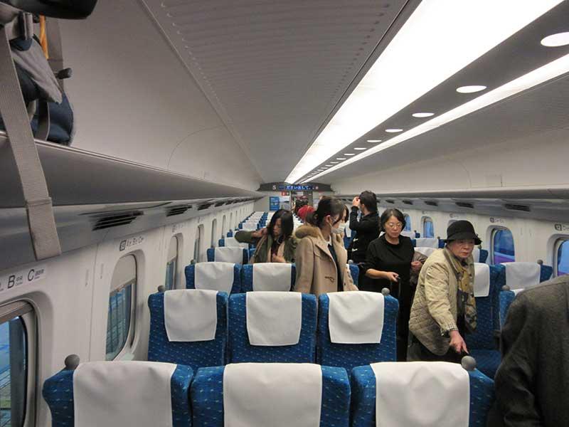 Top Luggage Racks Shinamsen