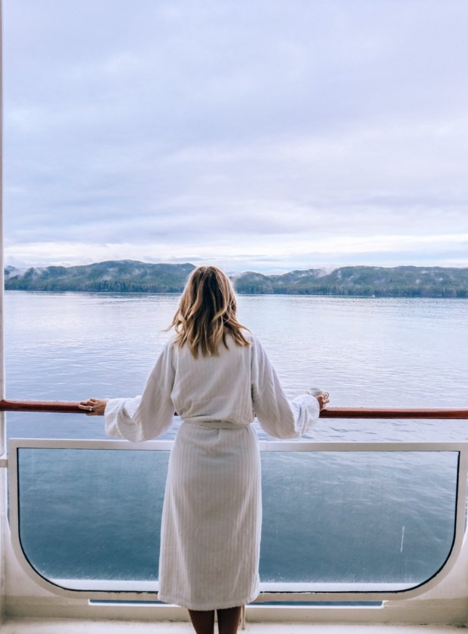 Kashlee Kucheran repositioning cruises
