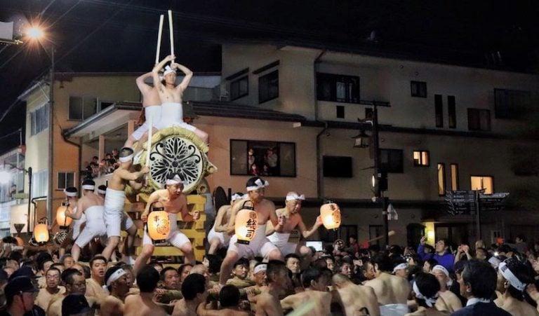 hida festival