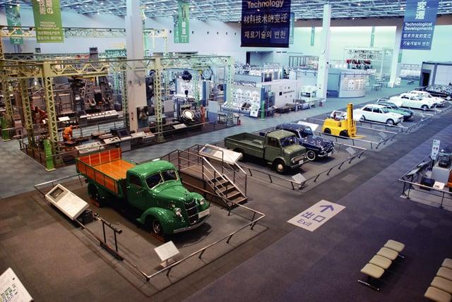 Toyota Museum Nagoya Japan