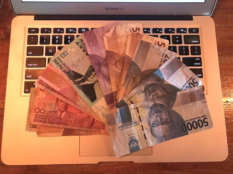 Indonesian Rupiah currency