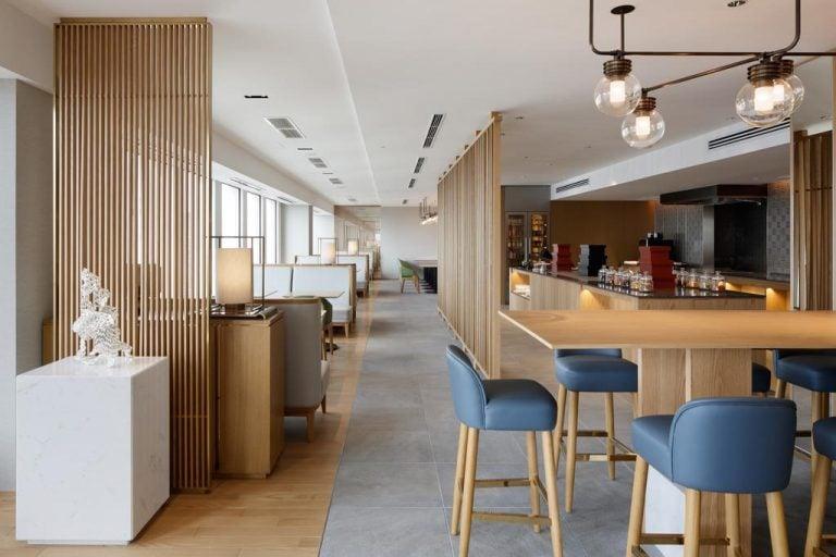 Keio Plaza Hotel Lounge