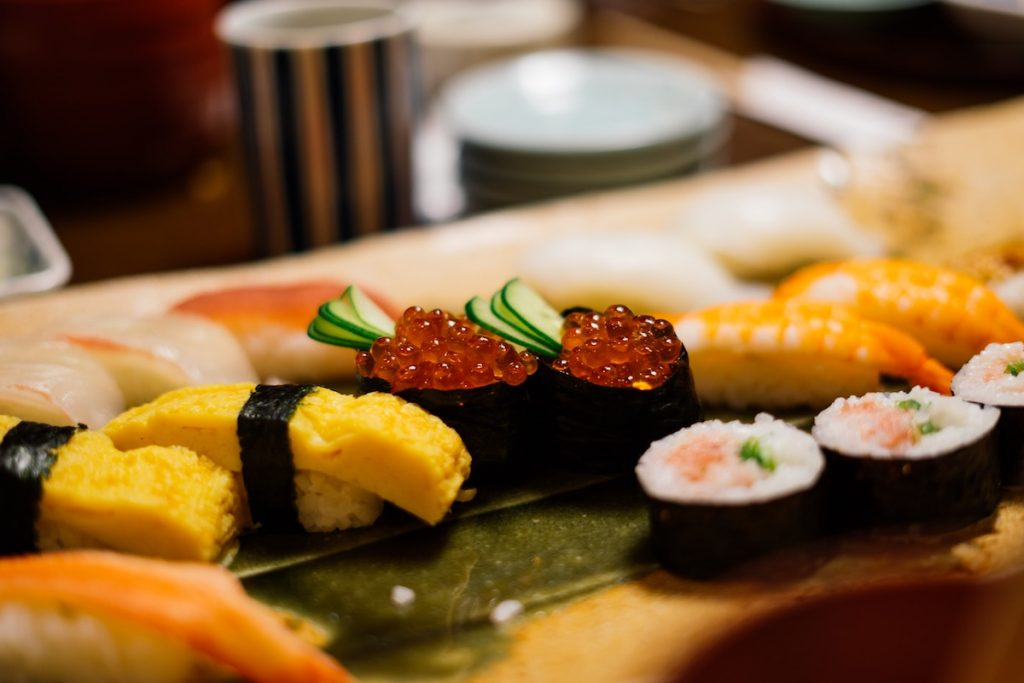 The best Sushi Tokyo