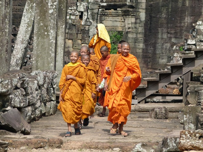 Siem Reap Cambodia - Cheapest places to travel 2019