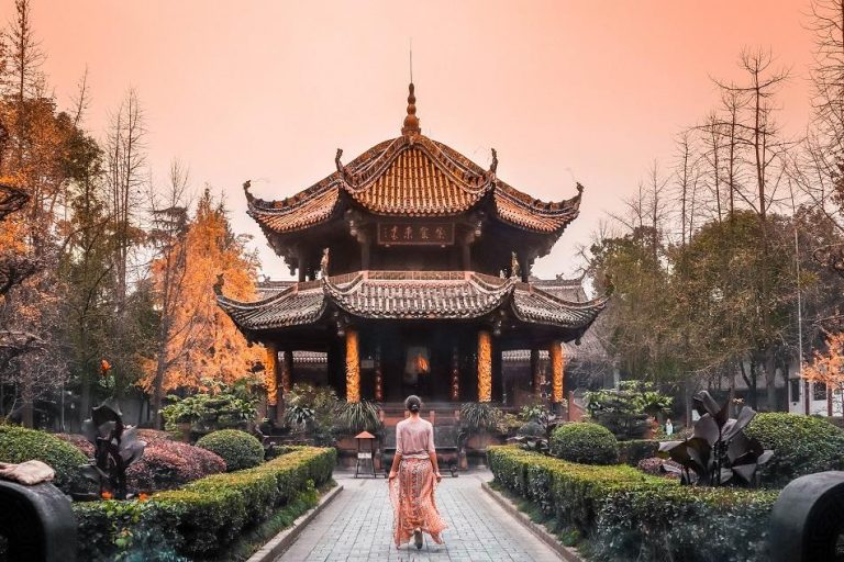 Chengdu China- cheapest places to travel 2019