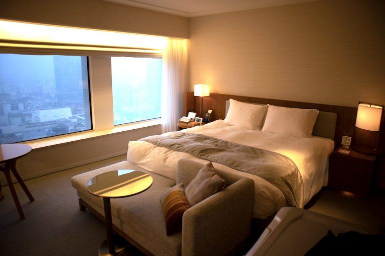Keio Plaza Hotel Tokyo - King Bed