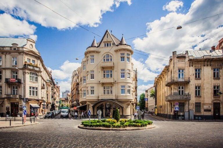 lviv - the little paris of ukraine