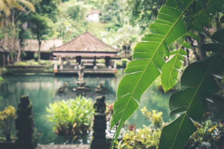 Getting the best massage in Bali