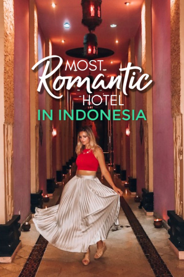 Most romantic hotel in Indonesia - Tugu Malang