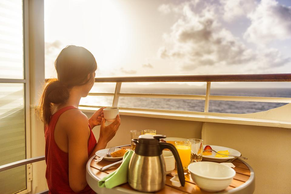 Cruise Lines That Have Free Room Service