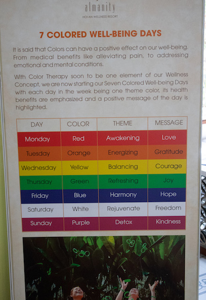 Almanity color therapy