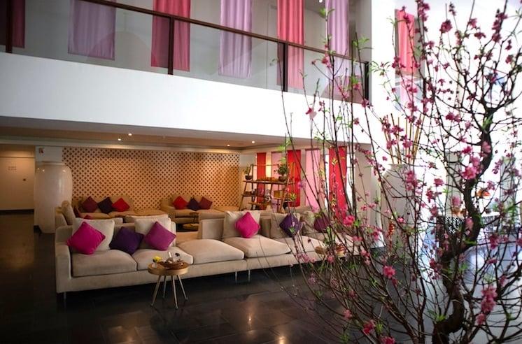 the spa at Almanity wellness resort